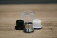 "Steam Tuners - ""Hussar Tower Tank Drip Tip"""