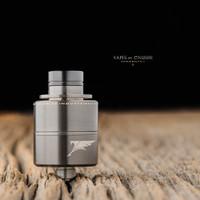 "Adler Industries - ""Mikro Tank"" RTA, Gun Metal Grey"