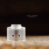 "Bell Vape by Chris Mun (Munoz Brothers) - ""Hadaly Bell Cap, Polished"""