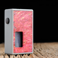 """Odis Collection & Design - """"Stabilized Wood Door, Red 01"""" for Octopus Mods"""