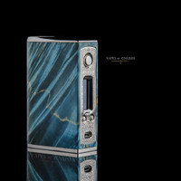 "Vicious Ant - ""Primo Dual #031"" Dual 18650 DNA75 Stabilized Wood Mod"
