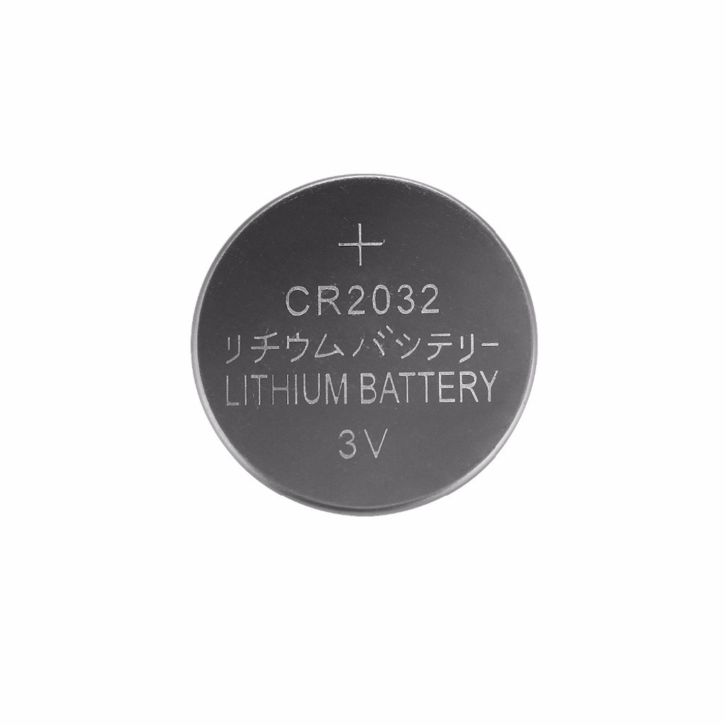 CR2032 Lithium 3V Coin Cell Battery - 5 pcs