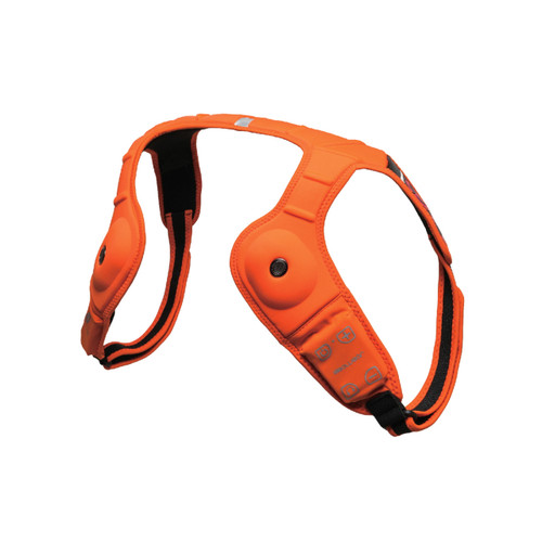 orange Hawk - wearable speaker system