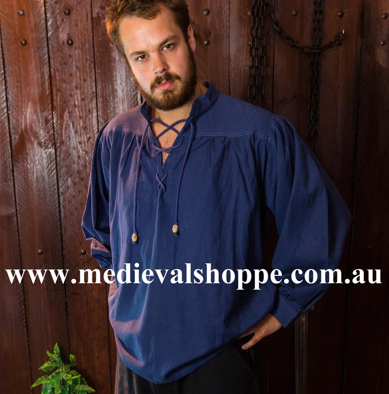 Cotton Late Medieval or Renaissance shirt.