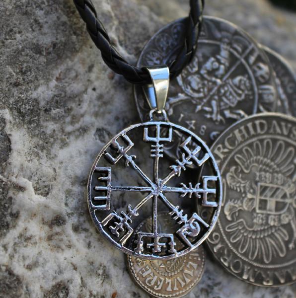 Vegvisir - Icelandic Viking Talisman