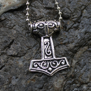 North German Mjöllnir - Viking Thor Pendant