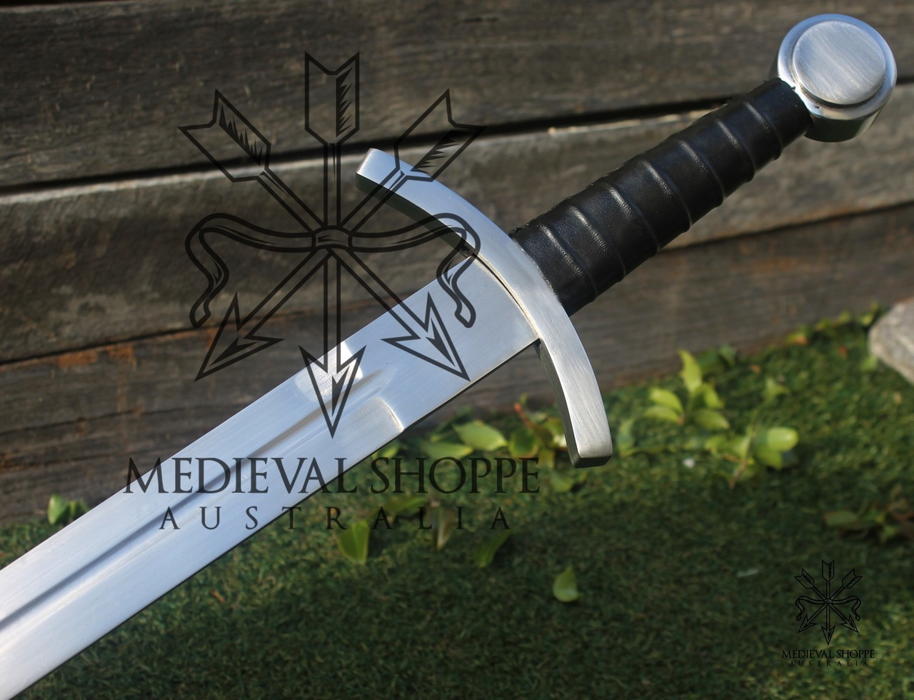 Early Medieval Sparring Sword