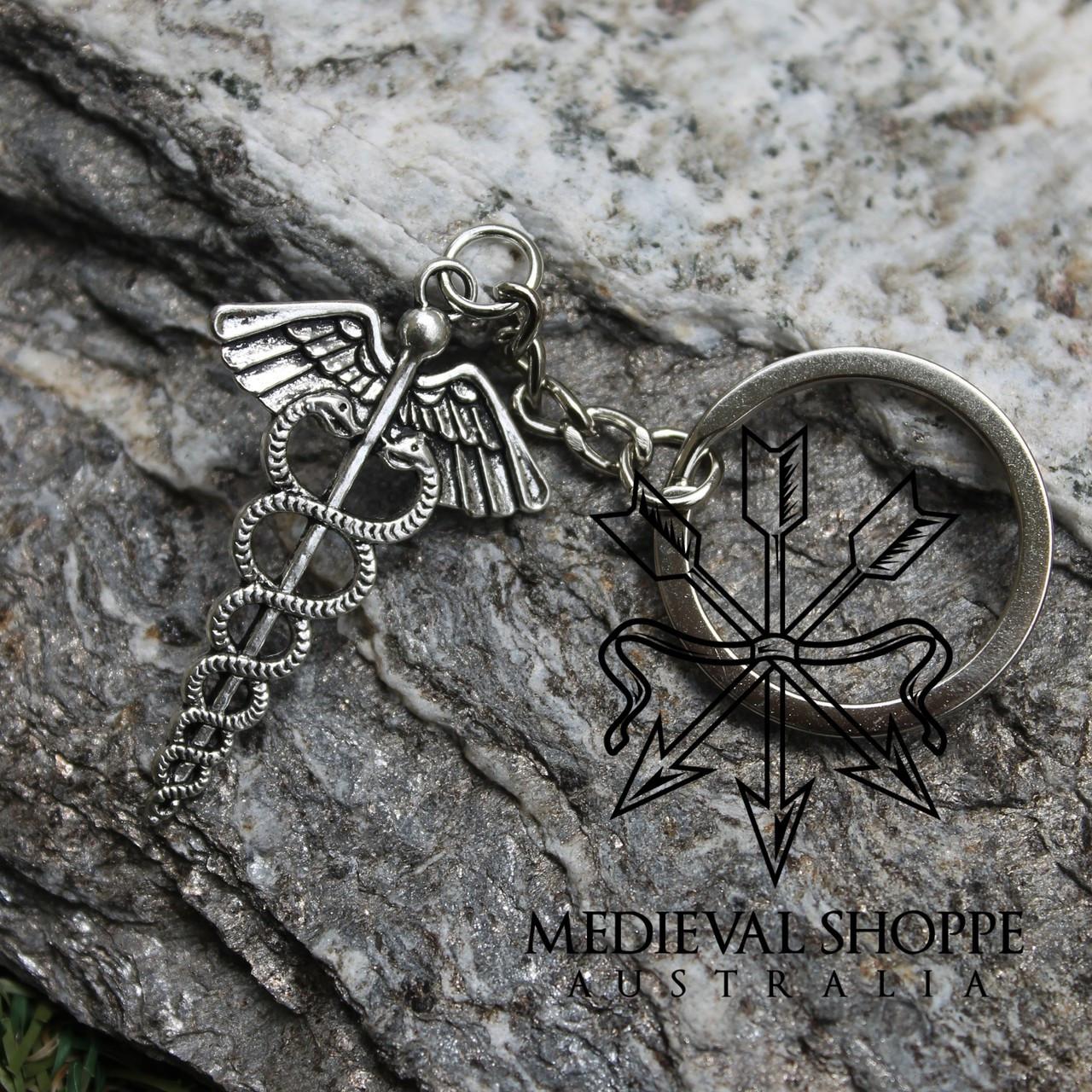 Doctor Key Ring