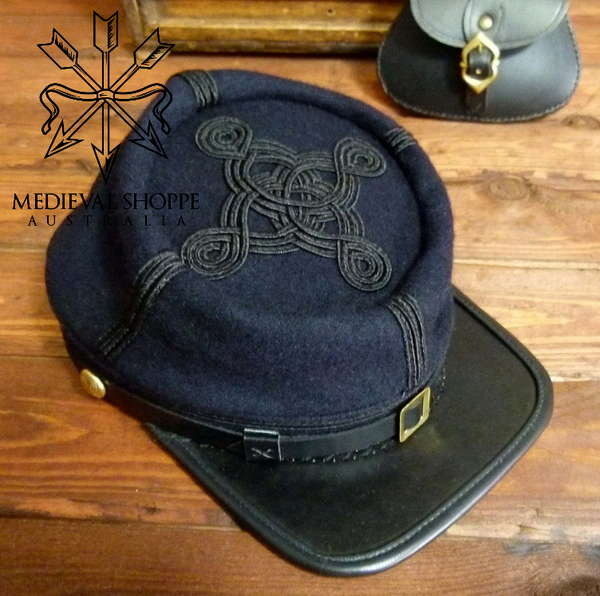 Union Major's Blue Kepi - US Civil War Cap
