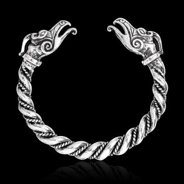 Norse Torc Bracelet