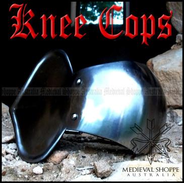 Knee Cops, Poleynes