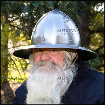XIV Century Infantry Helmet
