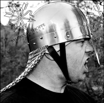Norman Helmet with Camail