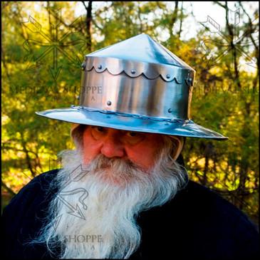 XV Century Infantry Helmet (14g) War Hat
