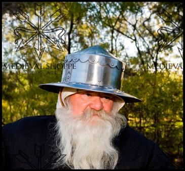 XV Century Infantry Helmet (16g) War Hat