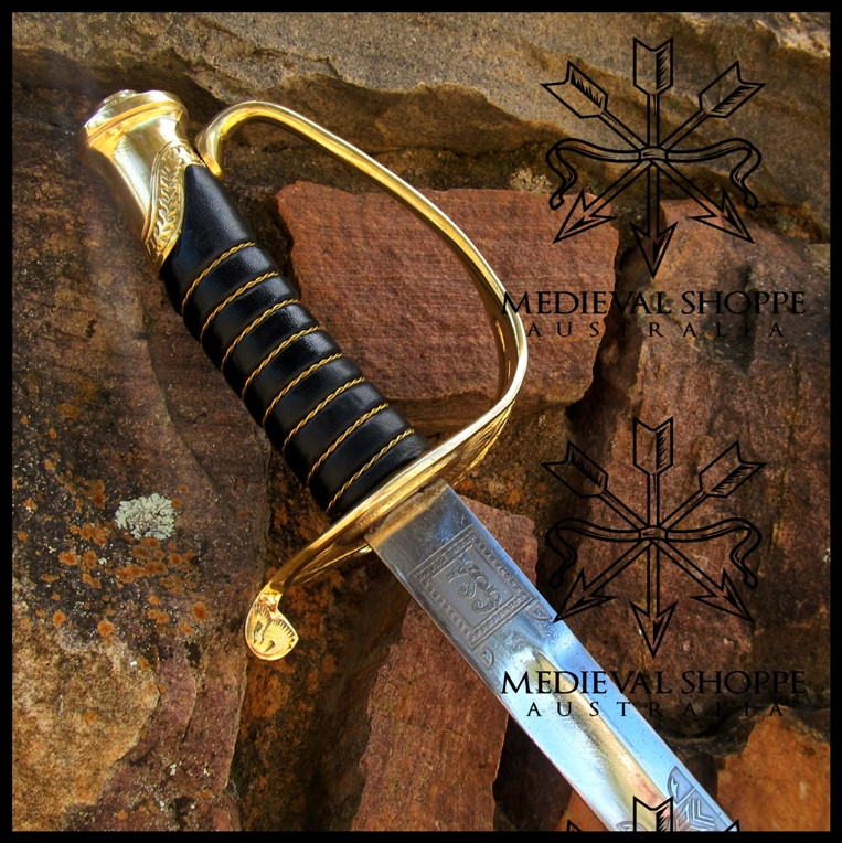 Confederate Staff Officer's Sabre