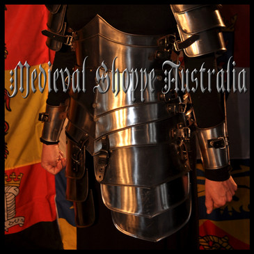 Female Elizabethan Armour