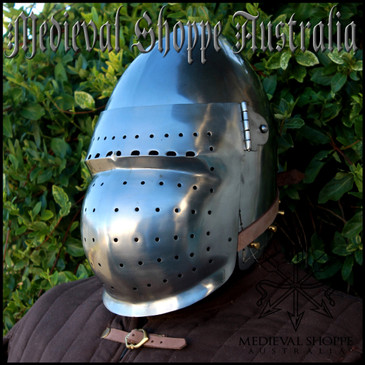 Great Bascinet Helm
