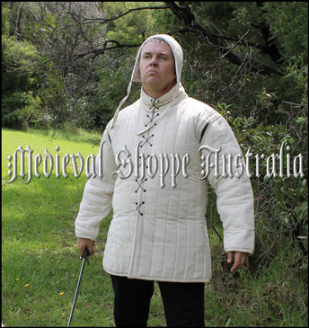 Lace-Up Gambeson, XXL