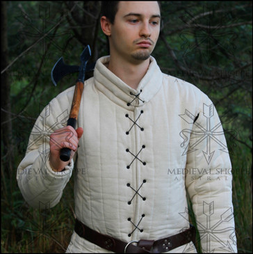 Lace-Up Gambeson, Large
