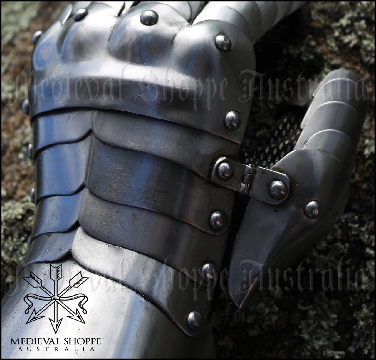 Fingered Gauntlets 18g (without gloves)