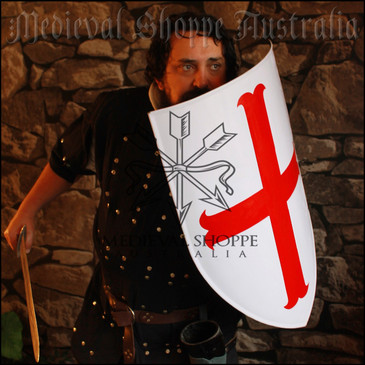 Shield of the Saxon Princes (Cross Moline)