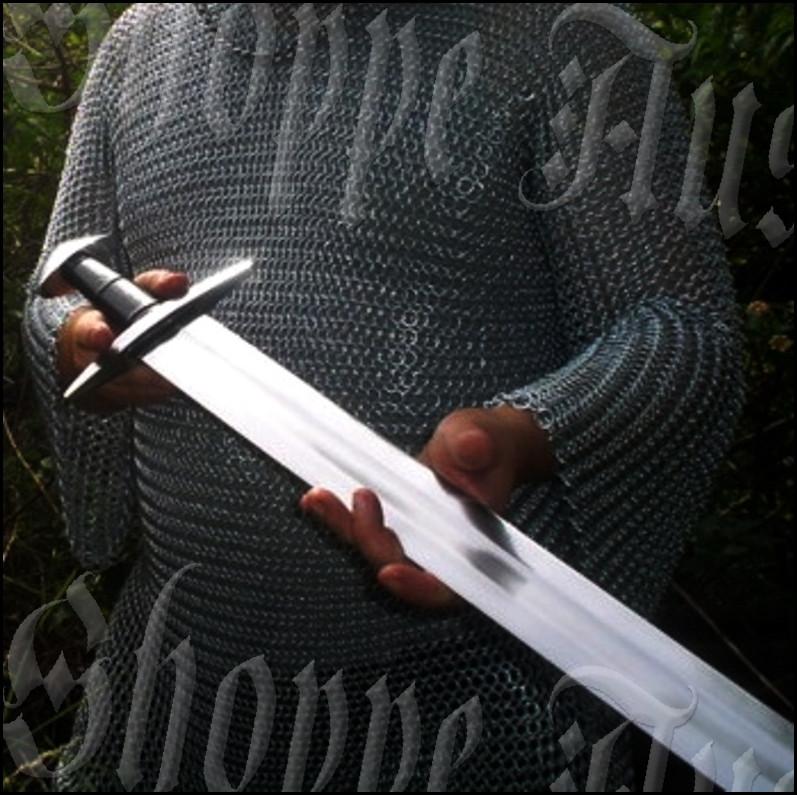 Late Viking Sword