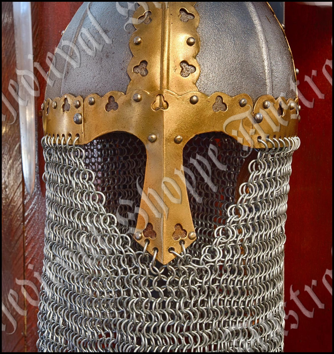 Gnëzdovo Type 2 - Russian Slavic-Varangian Viking Helmet 12g,