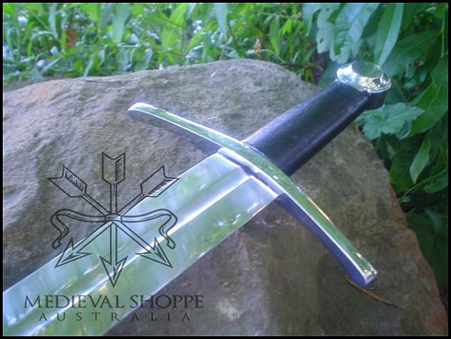 Medieval Sword - SHARP functional