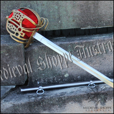 Scottish Basket Hilt