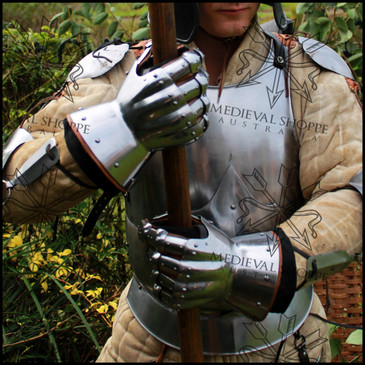 English Hourglass Gauntlets