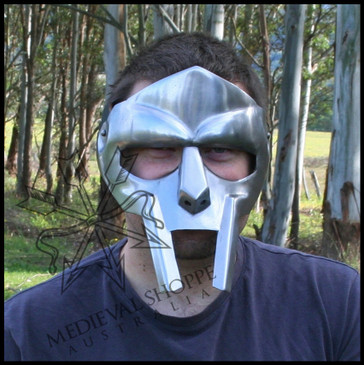 MF DOOM MASK