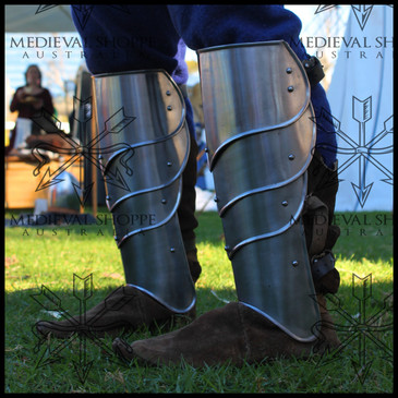 Plated Greaves