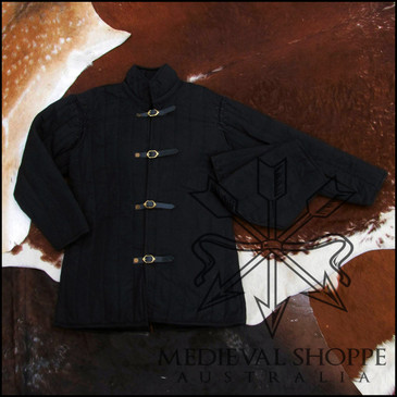 Big Man's Modifiable Gambeson