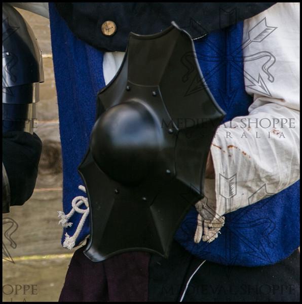 Black Talhoffer Shield
