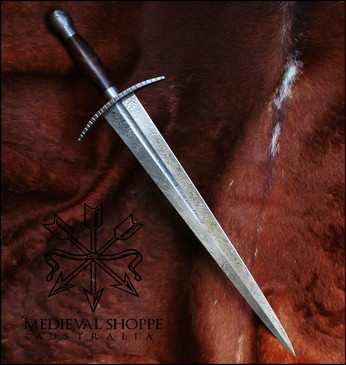 Edingburgh Castle Late 15th Century Dagger