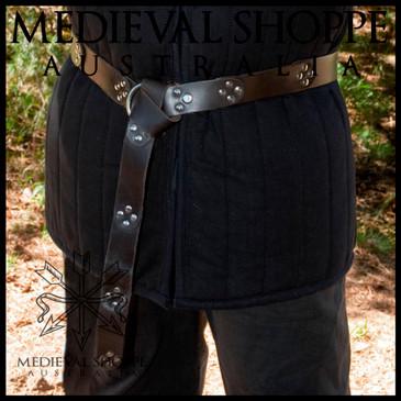 Medieval Segmented Belt