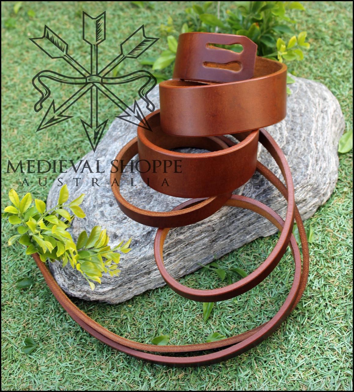 Viking/Norman Tie-up Lash Belt