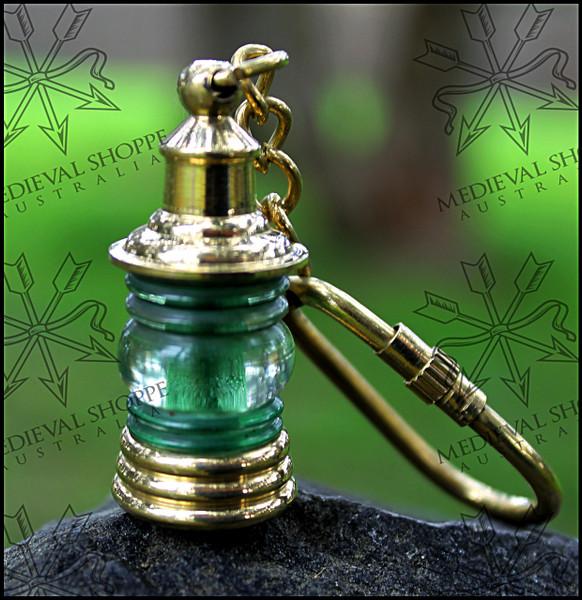 Green Lantern Keychain - Keyring