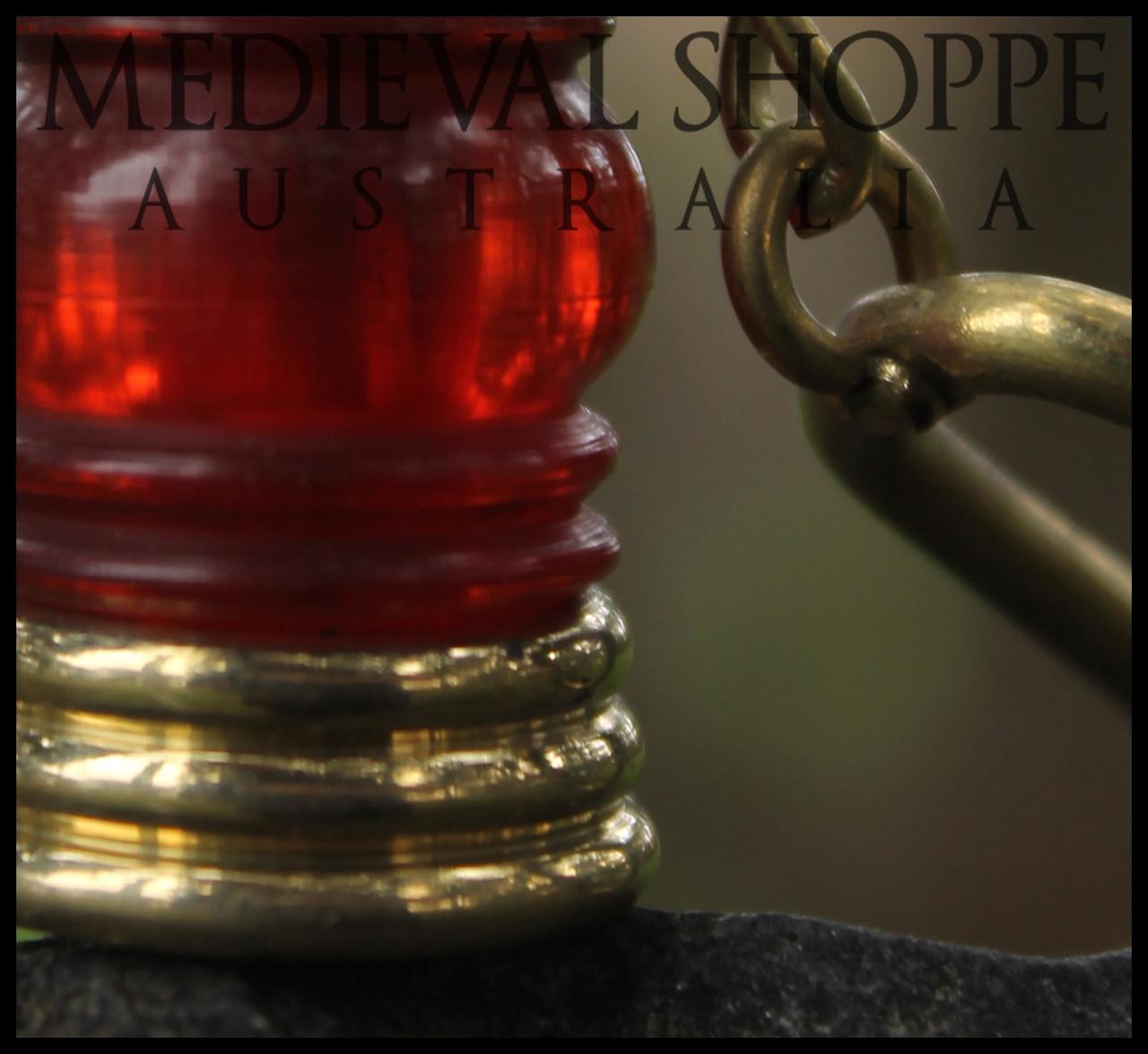 Red Lantern Keychain