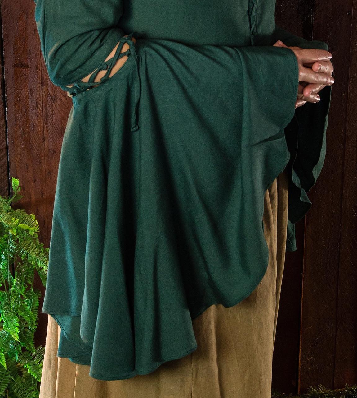 Emerald Blouse