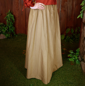 Light Brown Skirt (Medium)