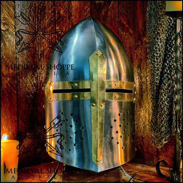 Crusader Sugarloaf Helm
