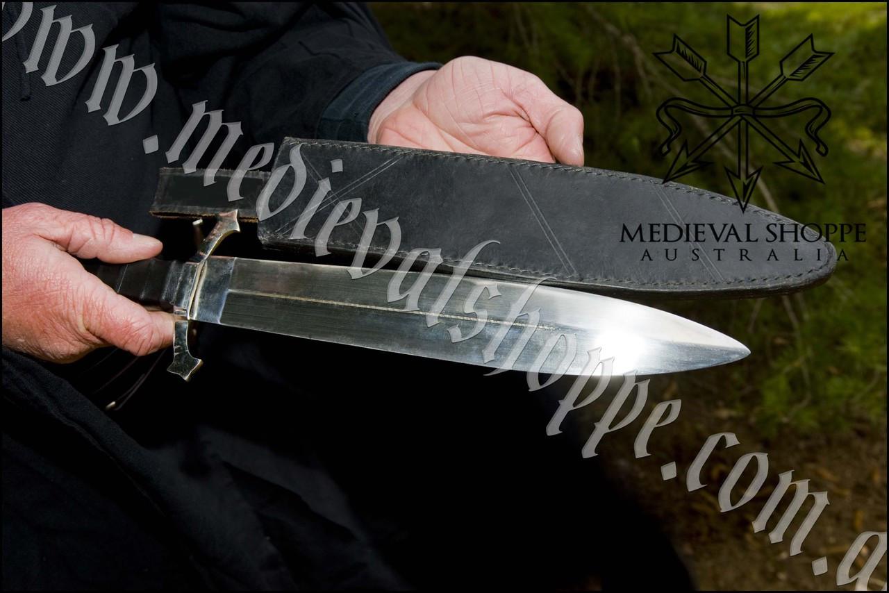 Renaissance Leaf-Blade Dagger