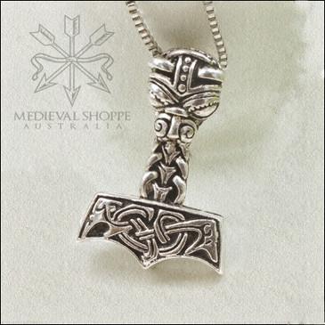 Thor's Hammer Pendant