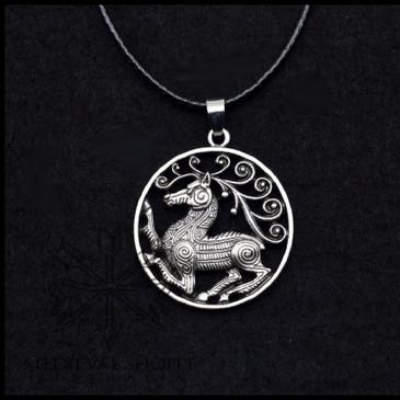 Celtic Stag Pendant