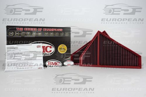 BMC Air Filter FB810/20, high performance air filter for Jaguar F-Type.