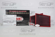 BMC Air Filter FB848/20, high performance air filter for Bentley Continental GT.