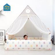 Inua Haus & Bumper Bed (Vivid)