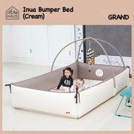 Grand Bumper Bed (Cream)